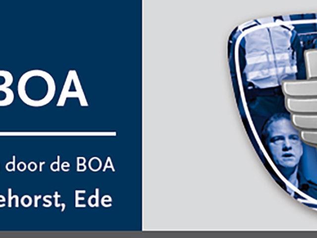 Dag van de BOA Veiligheid en Handhaving