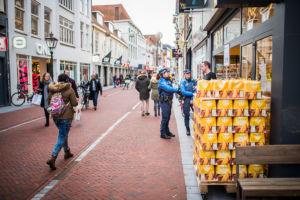 Handhaving Gemeente Leiden