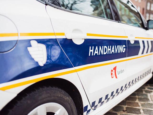 Handhaving Leiden