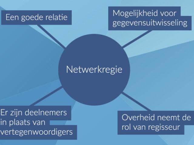 Netwerkregie zorg veiligheid