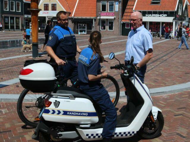 Team Handhaving gemeente Edam-Volendam