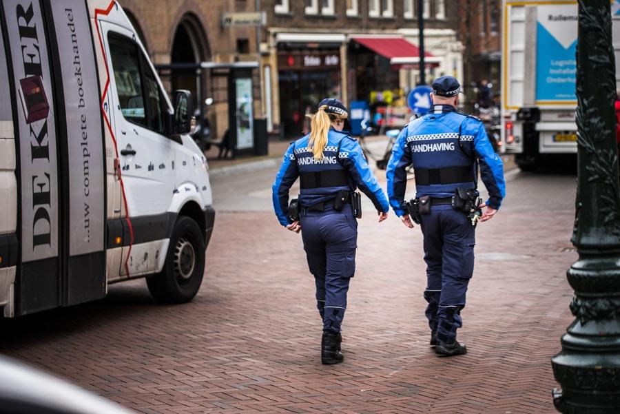 Detachering professionals veiligheid en handhaving