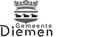 logo-Diemen-zwart